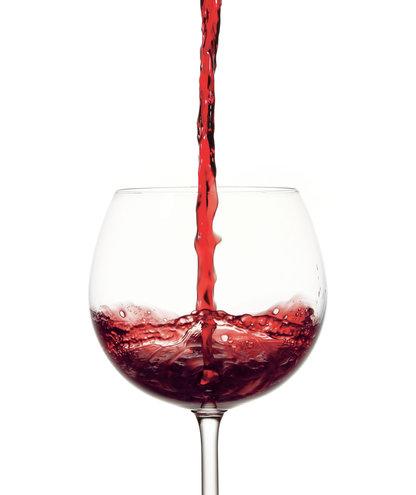 rødvin fra hane